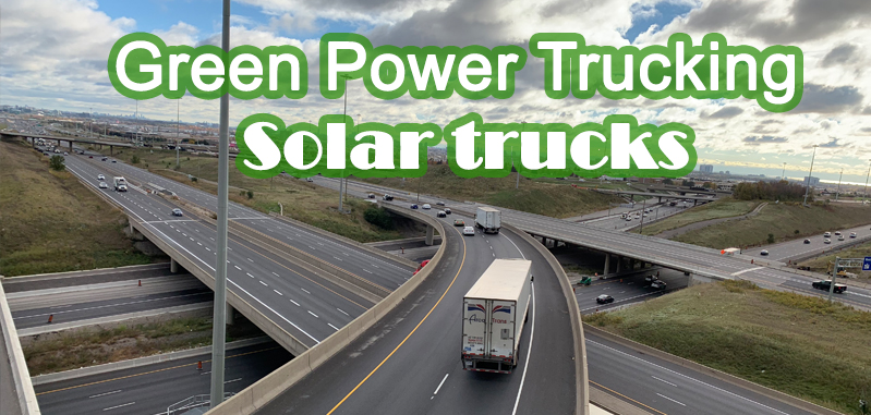 Green Power Trucks : Solar-Trucks