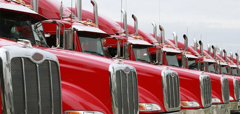 Shortage of drivers in trucking industry