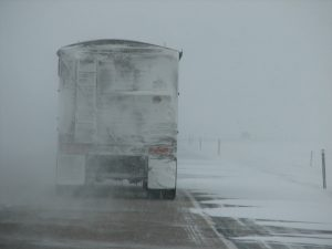driving in bad weather