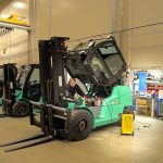 Forklift Maintenance Program, Moffett, Forklifts, pickup trucks, truckservicez