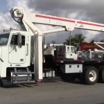 Crane trucks for sale, best equipment for material handling, forklift, moffet, crane truck, order picker