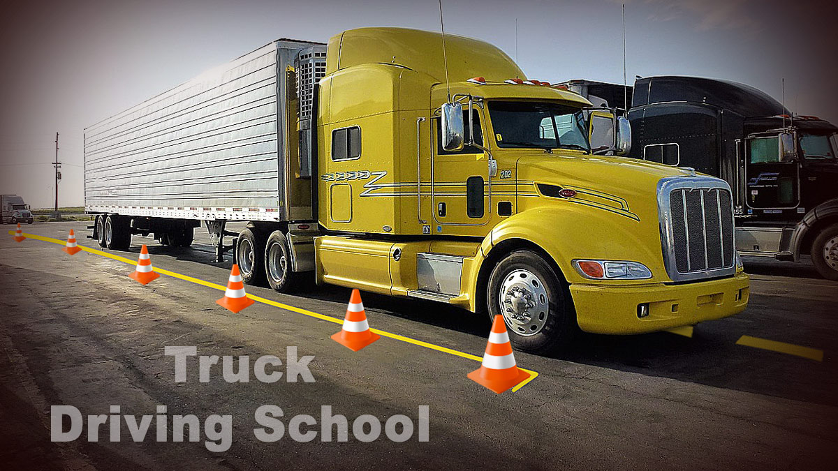 Truck Driving School in Brampton, good truck driving school in brampton, cost of truck driver license