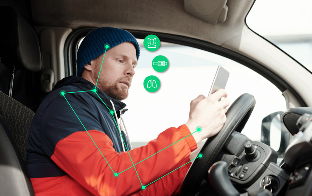 distracted driver, bad driver, hang up and drive