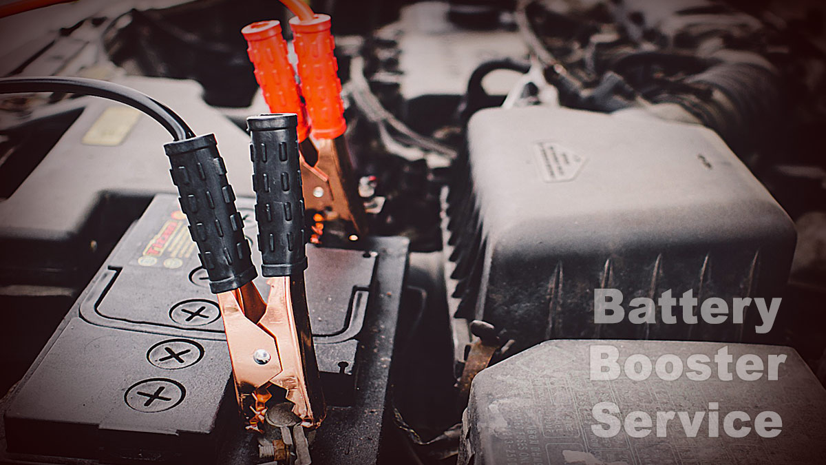 Battery Booster Service