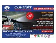 Cam-Scott Commercial Driving School