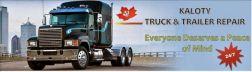 Kaloty Truck and Trailer Repair