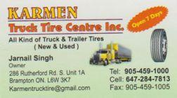 Karmen Truck Tire Center Inc