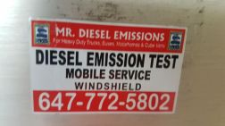 Mr DIESEL Emissions