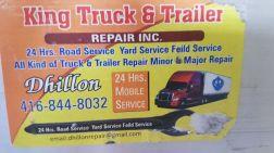 King Truck Trailer Repair