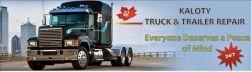 Kaloty Truck & Trailer Repair