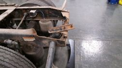 Truck and trailer frame welding repair