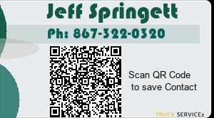 Jeff Springett Deck Truck Services