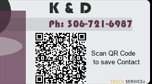 K & D Truck Parts Ltd