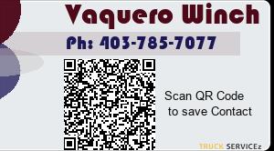 Vaquero Winch Truck & Oil Field Hauling Inc-SECOR